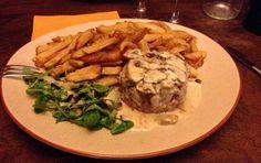 La tanière Bordeaux, Restaurant, Meat, Chicken, Food, Candy, Bordeaux Wine, Diner Restaurant, Essen