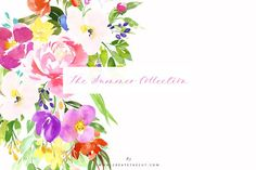 The Summer Collection by CreateTheCut on @creativemarket