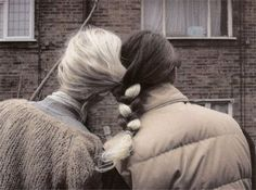 Haha I would love to do this with someone!! Ashley! Grow your hair out ;P