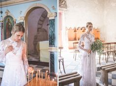 Why Greece is the perfect location for your destination wedding Photos: Wit Photography