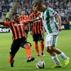 Konyaspor 0-1 Shakhtar Donetsk maç özeti
