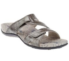 Vionic w/ Orthaheel Sandals w/ Adj. Straps - Lauren