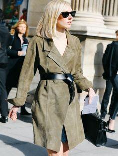Los abrigos son para el entretiempo | La Clé Privée