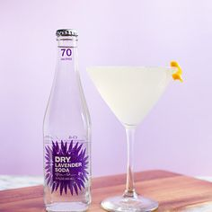 Lavender Bee's Knees | Feeling fancy? Make this sophisticated sipper. It combines honey, water and lemon juice with gin. But the real secret ingredient comes from Lavender DRY, an all-natural soda drink. It'll instantly make your back-porch relaxing an upgraded affair.