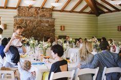 Lake Temescal Beach House Wedding