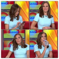 Australian Sports Presenter Roz Kelly Is A Cutie