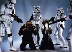 Daft Punk + Star Wars... Nothing more to say