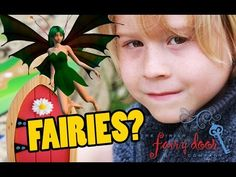 We LOVE this video review of our doors by @Beaufarm Beau's Toy Farm. Have a look!  Real Fairies, Invite, Invitations, My Secret Garden, Family Traditions, Being Used, Irish, Fairy, Toy