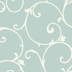 Malabar Scroll Wallpaper