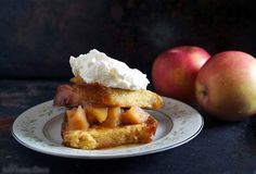Apple Stuffed French Toast with Slow Cooker Apples | tryanythingonceculinary.com