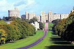 Castle Windsor Palace, Berkshire, England