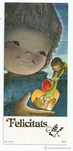 FERRANDIZ CHRISTMAS CARD * *