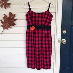 Vintage Betsey Johnson Dress!