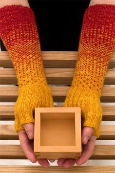 Transition Gloves Pattern