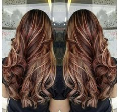 Best Dark Brown Hair With Blonde Highlights 2017 The Latest And Greatest Styles Ideas