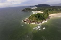 Uma das preocupações é que a Faixa da Infra Estrutura provoque impactos ambientais a ponto de ameaçar a Ilha do Mel   Arnaldo Alves/ANPr