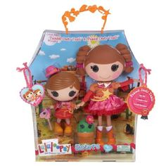 Lalaloopsy Sisters Twin Pack, Prairie Dust Trails