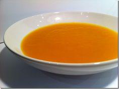 Paleo, Low Carb, Delicious Butternut Squash Soup