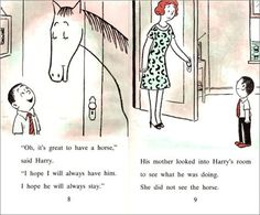 the horse in harrys room - Google Search