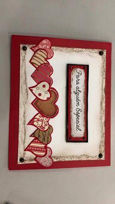 Cartão especial para namorados ou mesmo casados...by Ana Perez