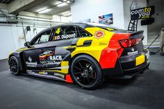 RACB picks WTCR for young star Dupont