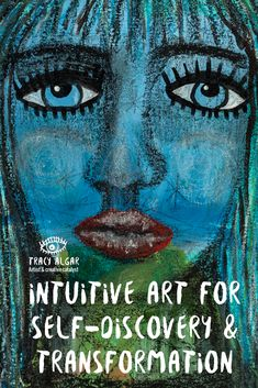 Intuitive art for self-discovery & transformation