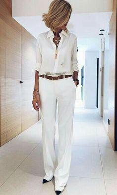 Fashion Mode, Fashion Over 50, Work Fashion, Trendy Fashion, Womens Fashion, Fashion Spring, Fashion Ideas, Fashion Clothes, Fashion Dresses