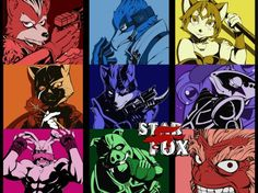 Photo of More Star Fox Art for fans of Star Fox 37129526 Fox Mccloud, Fox Character, Fox Games, Fox Pictures, Star Fox, Furry Girls, Fox Art, Animated Cartoons, Anime Characters
