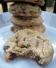 Amazing Hard Boiled Egg Chocolate Chip Cookies      What?! Author promises deliciousness so I'm in :)