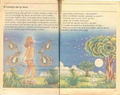 Libros de Primaria de los 80's: El conejo de la luna (Mi libro de segundo Lecturas)