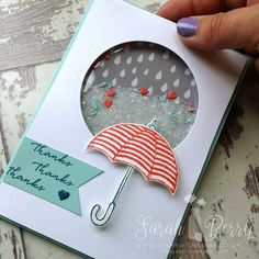 Today's card for the Hello! Annual Catalogue Blog Hop. Love this Weather…