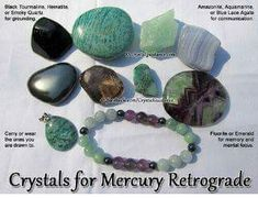 For mercury retrograde