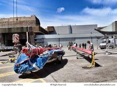 De retour à l'eau avec de nouveaux flotteurs pour Maitre jacques ! © E Allaire  #Multi50 #RDR14 #BSM | www.scanvoile.com