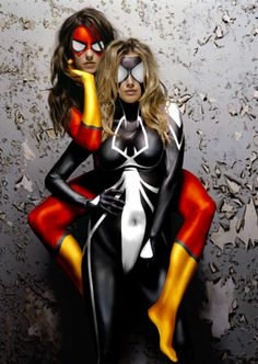 Non @scarlettinred tu ne vas pas apprécier ;) Spider Women .