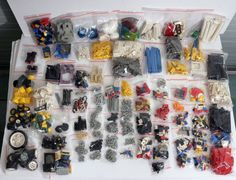 4,8Kg Lego - Assorted