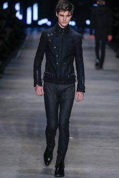 Diesel Black Gold Fall-Winter 2014 Men's Collection - Model: Ben Lark