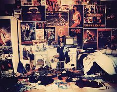 rock never dies.