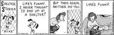Happy Shelter Story Friday! #TGISSF #muttscomics