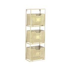 Add a note of sophistication and contemporary style to your home or office with the DecMode Traditional Iron Basket Wall Rack . This rack features sturdy. Metal Wall Basket, Hanging Wall Baskets, Hanging Storage, Wall Storage, Mail Organizer Wall, Wall Organization, Jessica Wall, Modern Baskets, Wall File