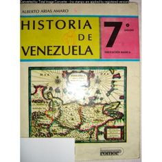 libro historia venezuela