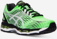 Asics Men's GEL-Nimb #asics #asicsmen #asicsman #running #runningshoes #runningmen #menfitness