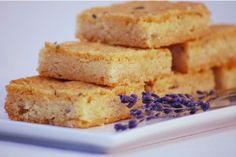 Lavendar Artisanal Shortbread Bars by Simply Nic's