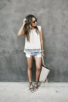 Cómo vestirte cuando te has quedado sin ideas.