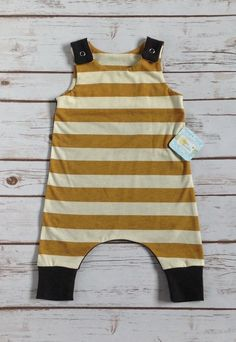 Unisex Harem Romper, Baby Harem Romper, Baby Jumper, size 3 months, Harem Pants, One Piece Outfit, Summer Baby Outfit