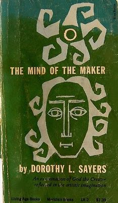 The Mind of the Maker | Dorothy L. Sayers. An examination of God the Creator reflected in the artistic imagination. I enjoyed her thoughts on the creative act as  threefold - an earthly trinity.
