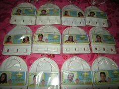 Porta chaves personalizados, ideal para lembrancinha dos convidados R$ 3,00