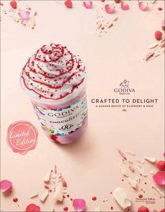 Godiva歡慶90周年驚喜不斷,紅莓碎玫瑰口味凍飲和霜淇淋限量登場|美食甜點-VOGUE時尚網