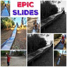Epic Slides in Santa Ana