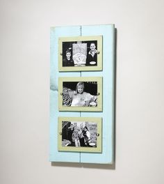 .LifeOnLyford.: DIY Wooden Picture Frames