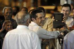 notizie  G.M.:  Elezioni in Grecia, Tsipras rivince. Giura staser...